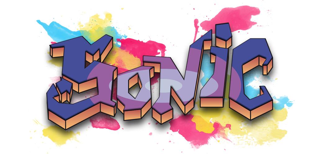 Graffiti Simple Dessin 3d